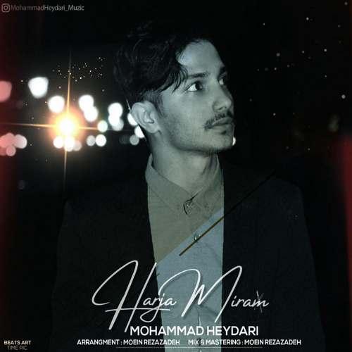 دانلود موزیک محمد حیدری هرجا میرم