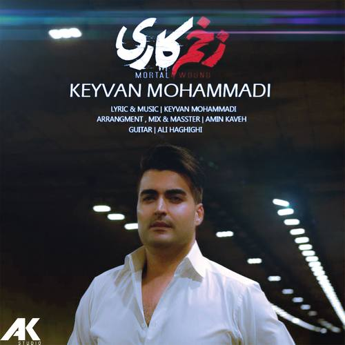 دانلود موزیک کیوان محمدی زخم کاری
