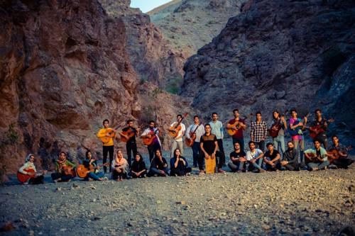 دانلود موزیک آرفا بند جزیره از امین پرور (گیتار ورژن)